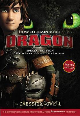 How to Train Your Dragon: Special Edition (How to Train Your Dragon #1) by Cressida Cowell image