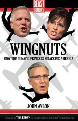Wingnuts: How the Lunatic Fringe is Hijacking America by John P. Avlon image