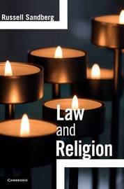 Law and Religion by Russell Sandberg