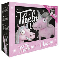 Thelma the Unicorn Boxed Set (Book + Plush) by Aaron Blabey