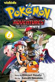 Pokemon Adventures: Black and White, Vol. 2 by Hidenori Kusaka