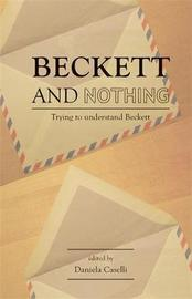 Beckett and Nothing image