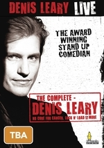 Denis Leary - Live: The Complete Denis Leary on DVD