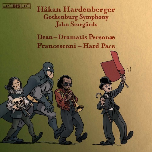 Hakan Hardenberger Plays Dean & Francesconi by Hakan Hardenberger