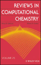 Reviews in Computational Chemistry by Kenny B. Lipkowitz image