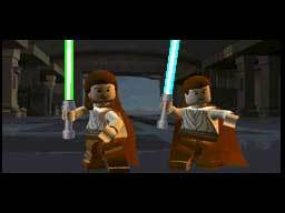 Lego Star Wars: The Complete Saga for Nintendo DS image
