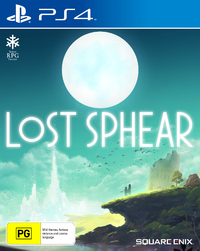 Lost Sphear for PS4