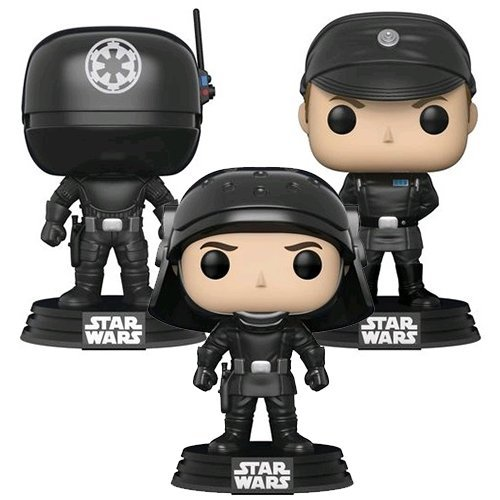 Star Wars: Death Star Collection - Pop! Vinyl 3-Pack image