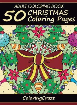 Adult Coloring Book by Coloringcraze