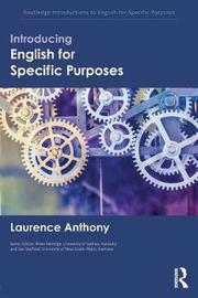 Introducing English for Specific Purposes by Laurence Anthony