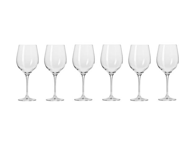 Krosno: Harmony Wine Glass Set of 6 (450ml)