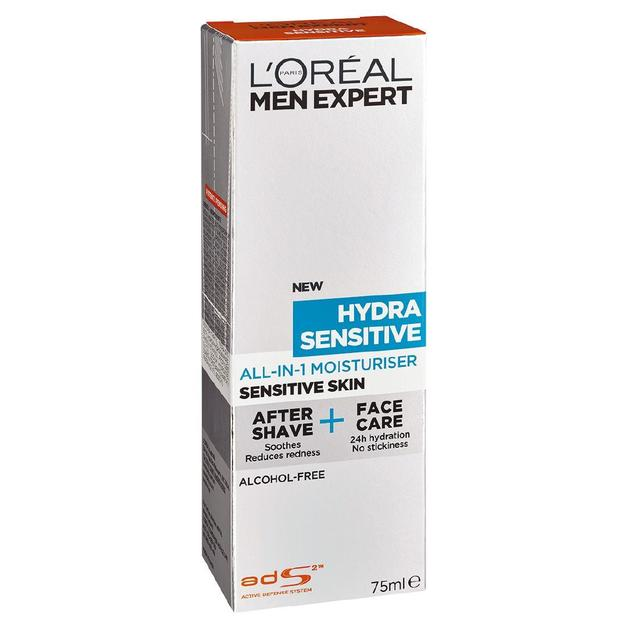 L'Oreal Men Expert: All In One Moisturiser - Sensitive (75ml)