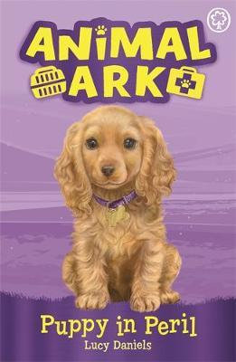 Animal Ark, New 4: Puppy in Peril by Lucy Daniels image