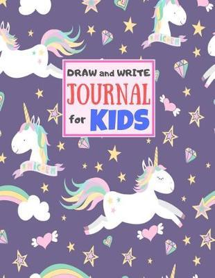 Draw and Write Journal for Kids by Damien Pope Crafts