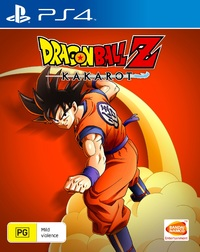Dragon Ball Z Kakarot for PS4