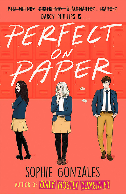 Perfect On Paper by Sophie Gonzales