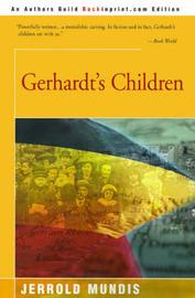 Gerhardt's Children by Jerrold Mundis image