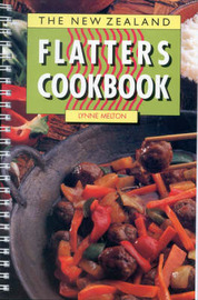 New Zealand Flatters Cookbook by Lynne Melton image