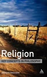Religion by Brendan Sweetman