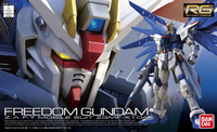 RG 1/144 ZGMF-X10A Freedom Gundam - Model Kit