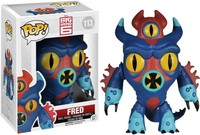 Big Hero 6 - Fred Pop! Vinyl Figure