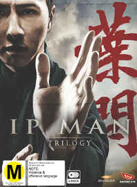 Ip Man Trilogy (Limited Edition) DVD