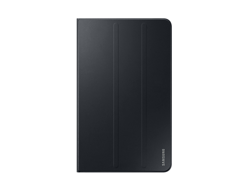 Samsung Tab A (2016) 10.1 Book Cover - Black image