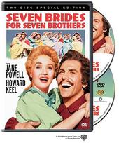 Seven Brides For Seven Brothers - 50th Anniversary Special Edition on DVD