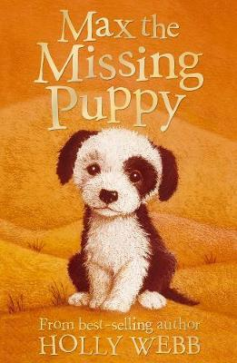 Max the Missing Puppy by Holly Webb image