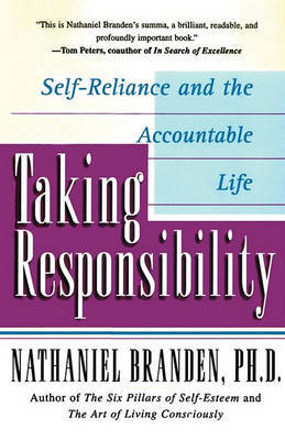 Taking Responsibility by Nathaniel Branden image