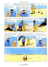 Tintin: The Crab with the Golden Claws (The Adventures of Tintin #9) by Herge image