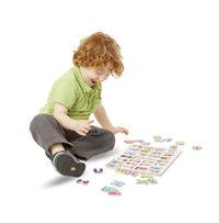 Melissa & Doug: See-Inside Alphabet Wooden Peg Puzzle image
