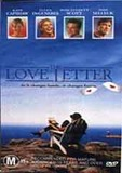 The Love Letter on DVD