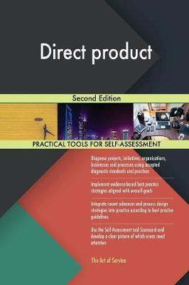 Direct Product Second Edition by Gerardus Blokdyk image