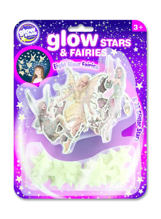 Glow Stars - Glow in the Dark Stars & Fairies