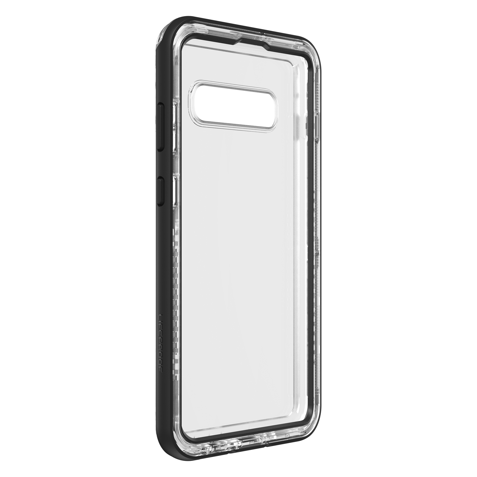 Lifeproof: Next for Galaxy S10+ - Black Crystal image