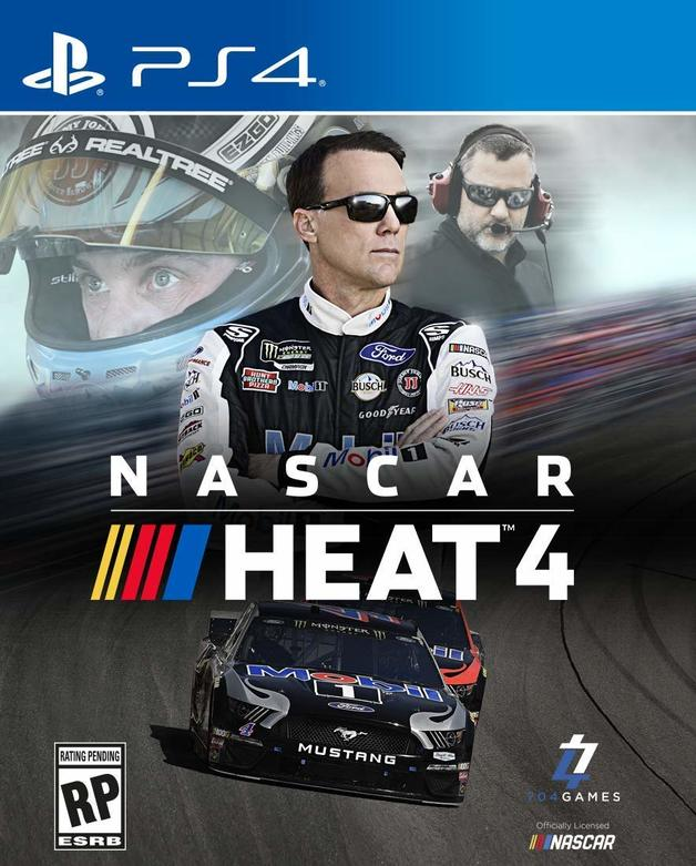 NASCAR Heat 4 for PS4
