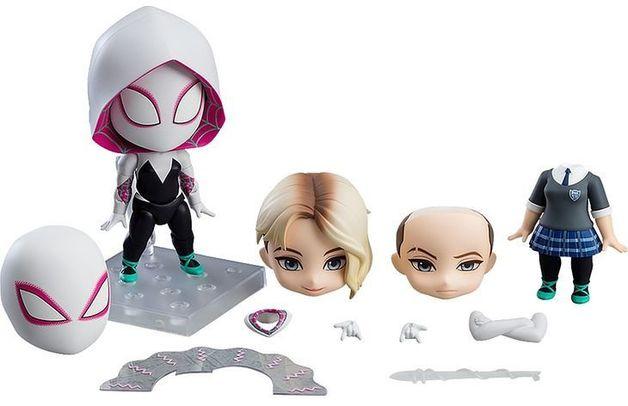 Spider-Man: Spider-Gwen (Spider-Verse Ver. DX) - Nendoroid Figure