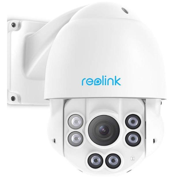 Reolink RLC-423 5MP POE PTZ Camera 4x Optical Zoom NO power supply