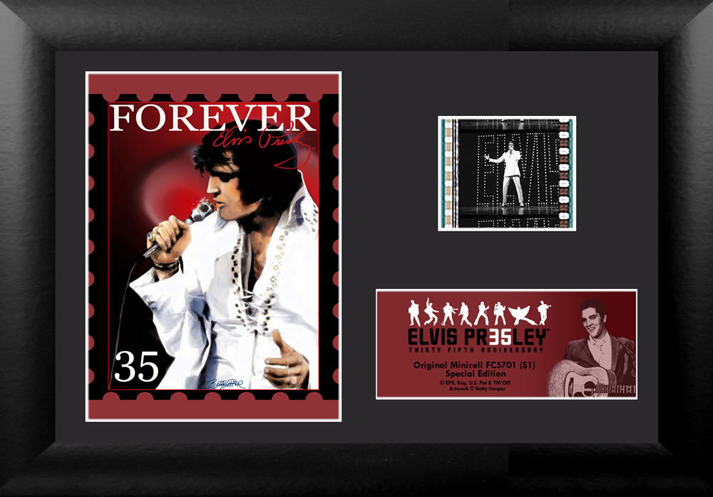 FilmCells: Mini-Cell Frame - Elvis Presley: 35th Anniversary (S1) image