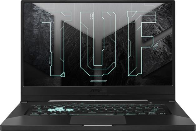 """15.6"""" ASUS Dash F15 i7 16GB RTX3060 512GB 144Hz TUF Gaming Laptop"""