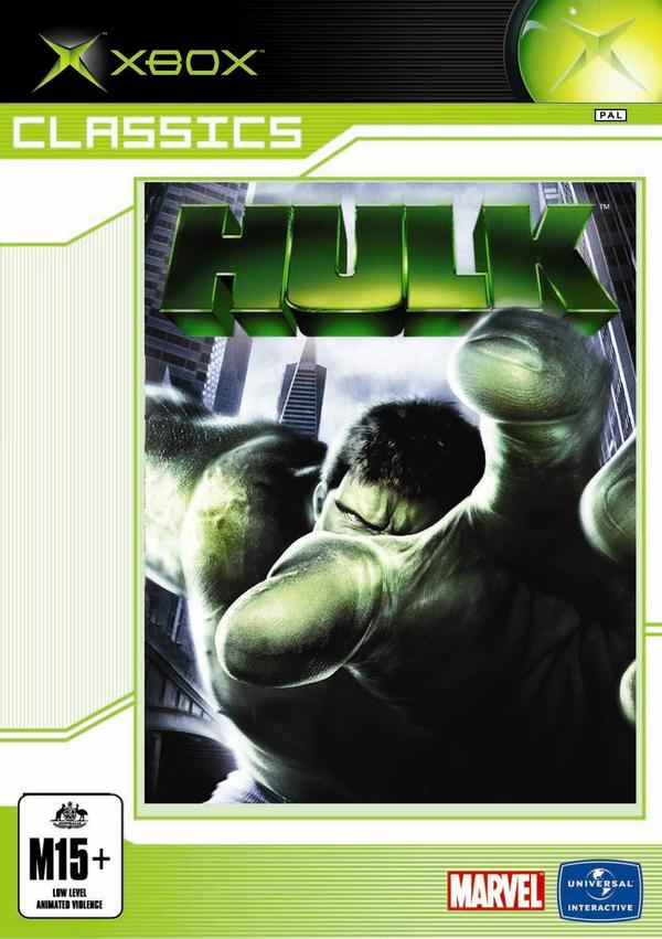 The Hulk screenshot
