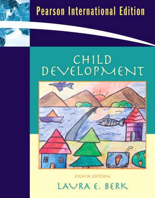 Child Development by Laura E Berk image