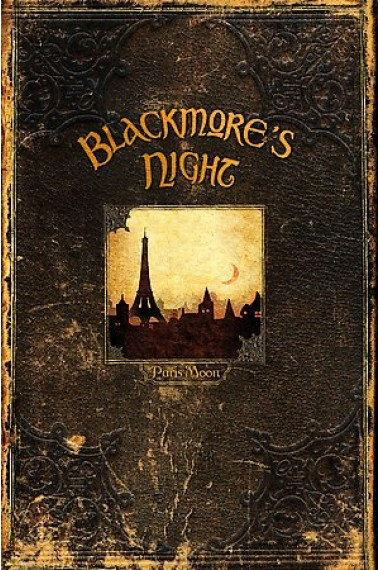 Blackmore's Night - Paris Moon (DVD / CD) on DVD image