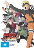 Naruto Shippuden Movie 3: The Will of Fire DVD