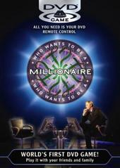 Who Wants To Be A Millionaire? DVD Game on DVD