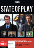State of Play - Series 1 (2 Disc Set) DVD