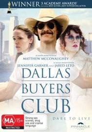 Dallas Buyers Club on DVD