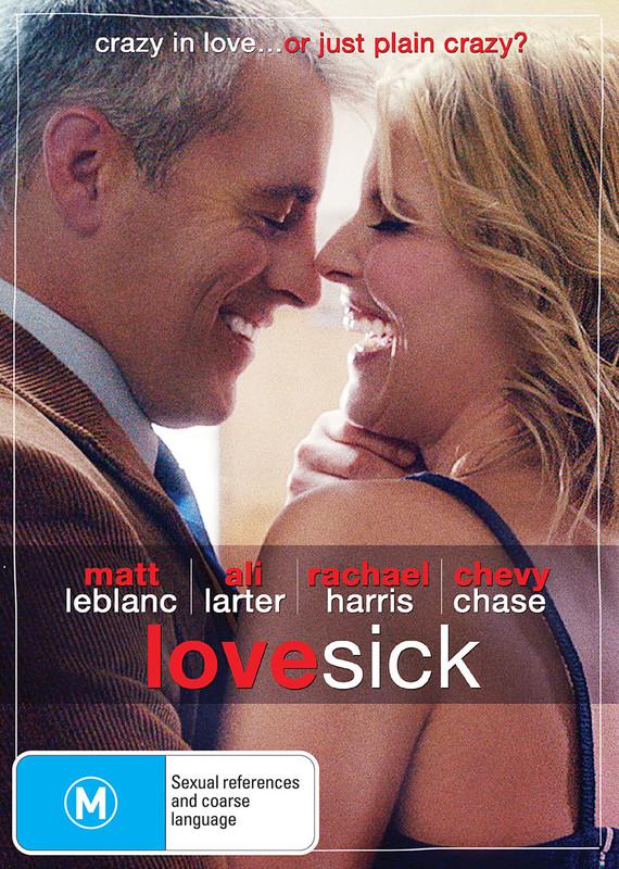 Lovesick on DVD