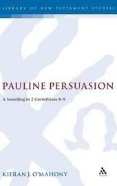 Pauline Persuasion by Kieran O'Mahony image